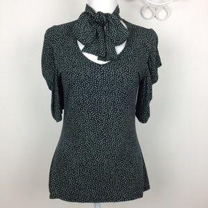 Postmark Anthropologie size M short sleeve sweater